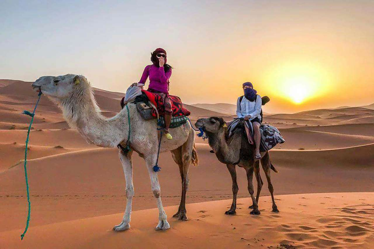 Three day desert tour from Fes to Marrakech