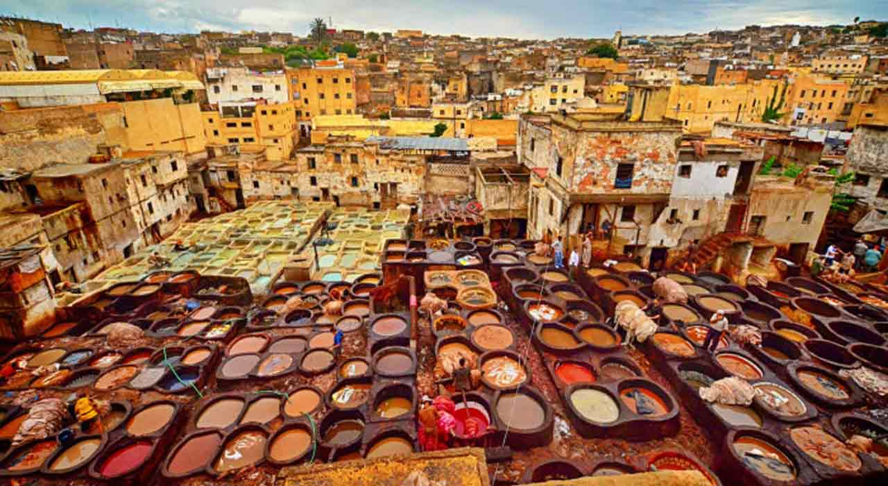 Fes medina guided tour