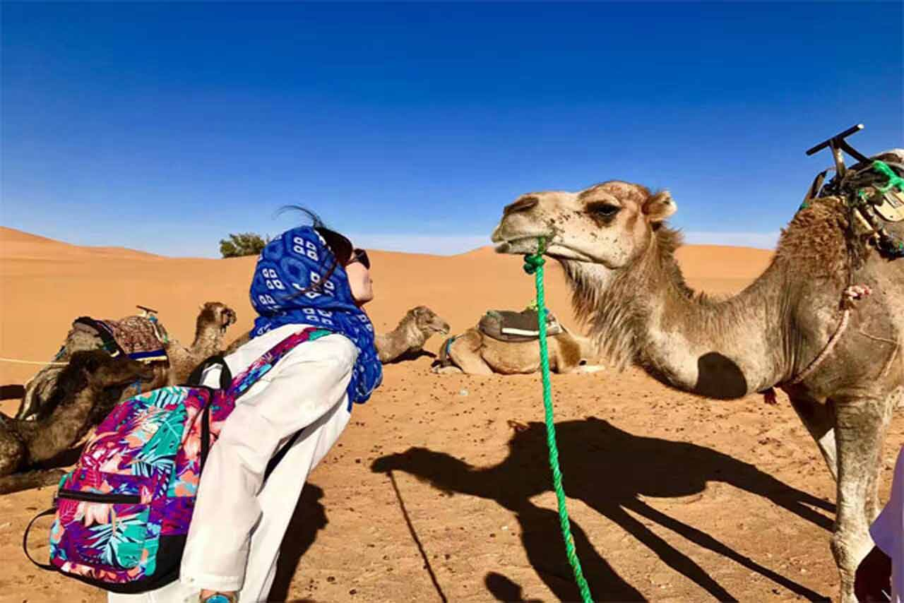 5 days / 4 nights desert trip Fes to Marrakech
