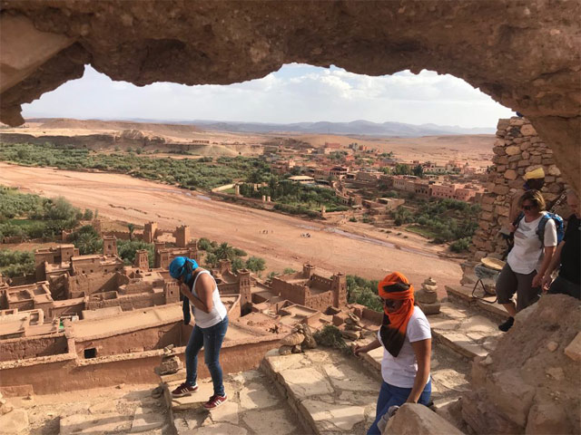 4 Days / 3 Nights Desert Tour from Fes to Marrakech