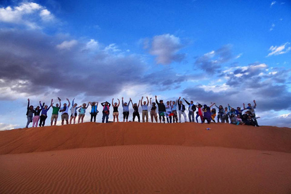 5 days / 4 nights desert trip Marrakech to Fes