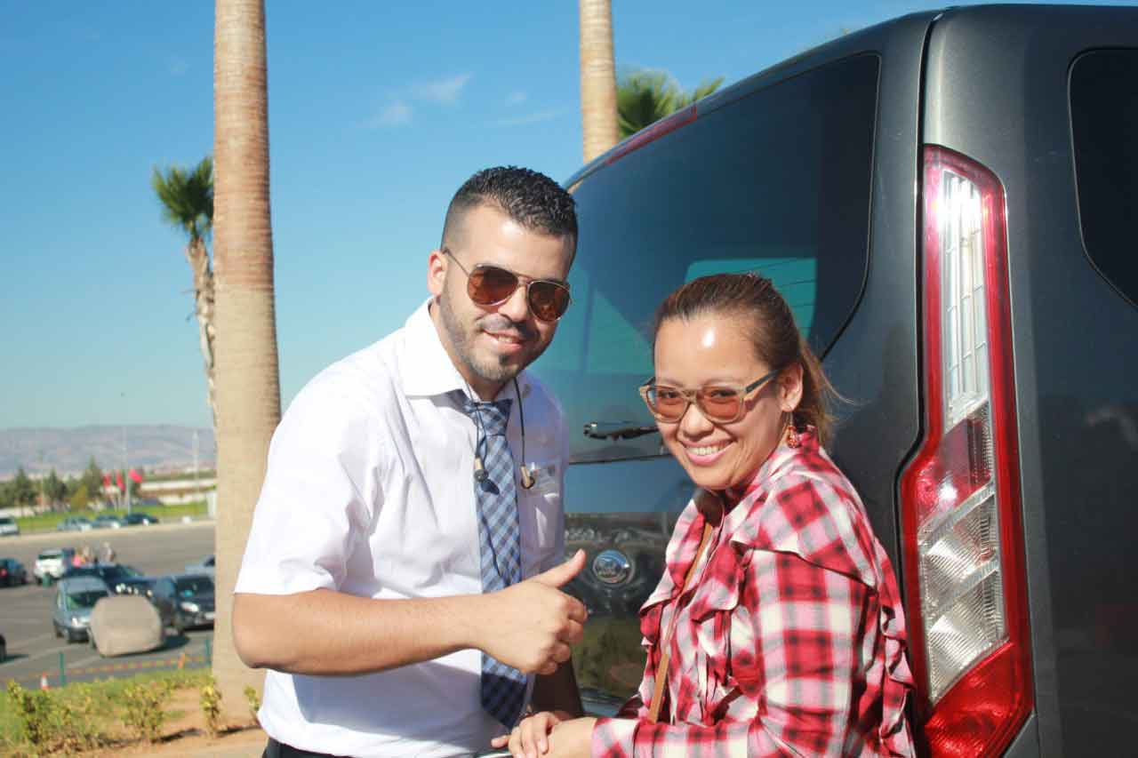 Our profesionnal drivers are ready to escort you to your destination to ensure your arrival is stress free.