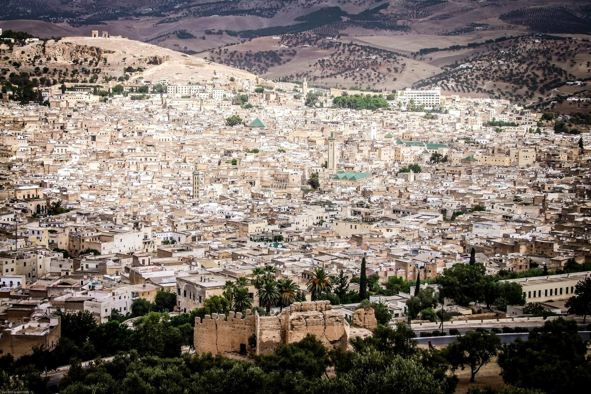 FES - The Spiritual Heart Of Morocco