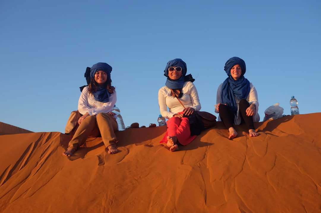3 days / 2 nights desert trip Marrakech to Fes