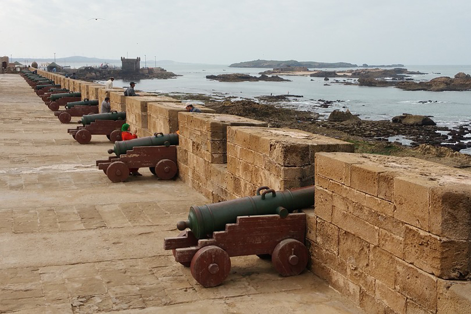 THE ESSENTIAL ESSAOUIRA with Fes Desert Trips